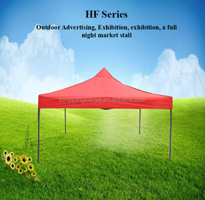 Outdoor event commercial exhibition advertise fold tent