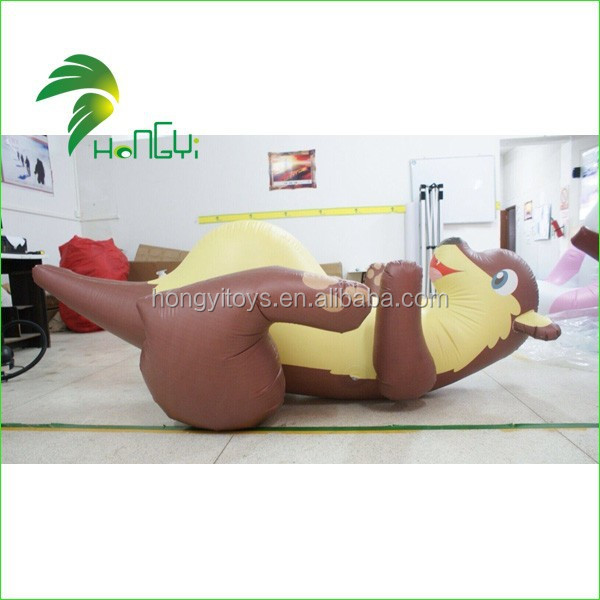 Customized Advertisement Inflatable Otter