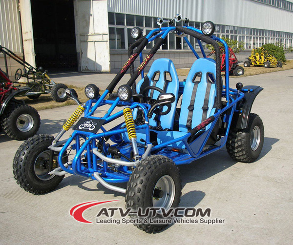 4 Wheel And 2 Seat Dune Buggy 150cc For