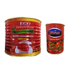 tomato puree 100% purity canned tomato paste price