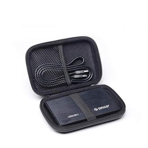 Simple Design Useful Hard Disk Carrying Case for 3.0 and 3.5 Capacity