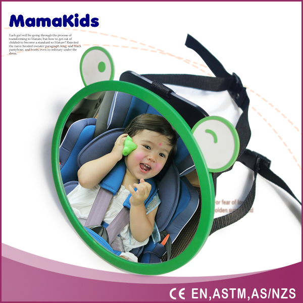 Hot Sale Adjustable Rear Facing Back Seat Infant Mirror Rear View ...