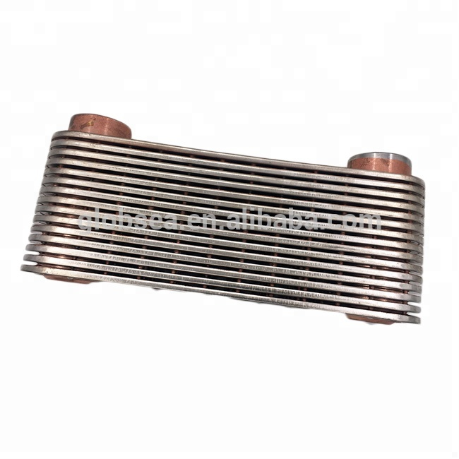 Deutz diesel engines oil cooler core 04205739