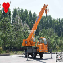 China Manufacturer Quality Supply Mini Small 12 Ton Truck Crane with Best Price