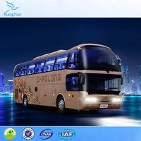 24-61seats DONGFENG coach bus with diesel engine EQ6123LHT