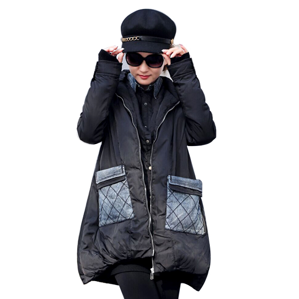 ... winter coat women 2015 New women's warm parka with hooded long coats  and jackets down cotton - Cheap Women Winter Coats, Find Women Winter Coats Deals On Line At