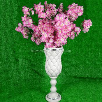 Wedding Decoration Big Flower Vase Wedding Centerpiece Buy Flower