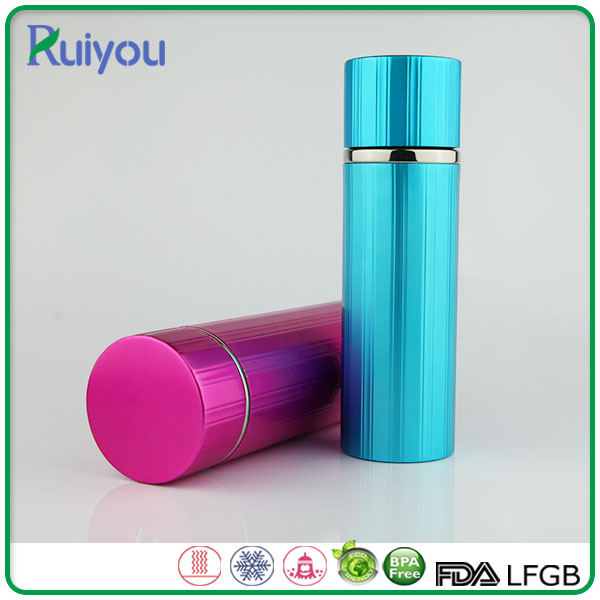 Promotion 220ml keep temperature vacuum thermos flask for export