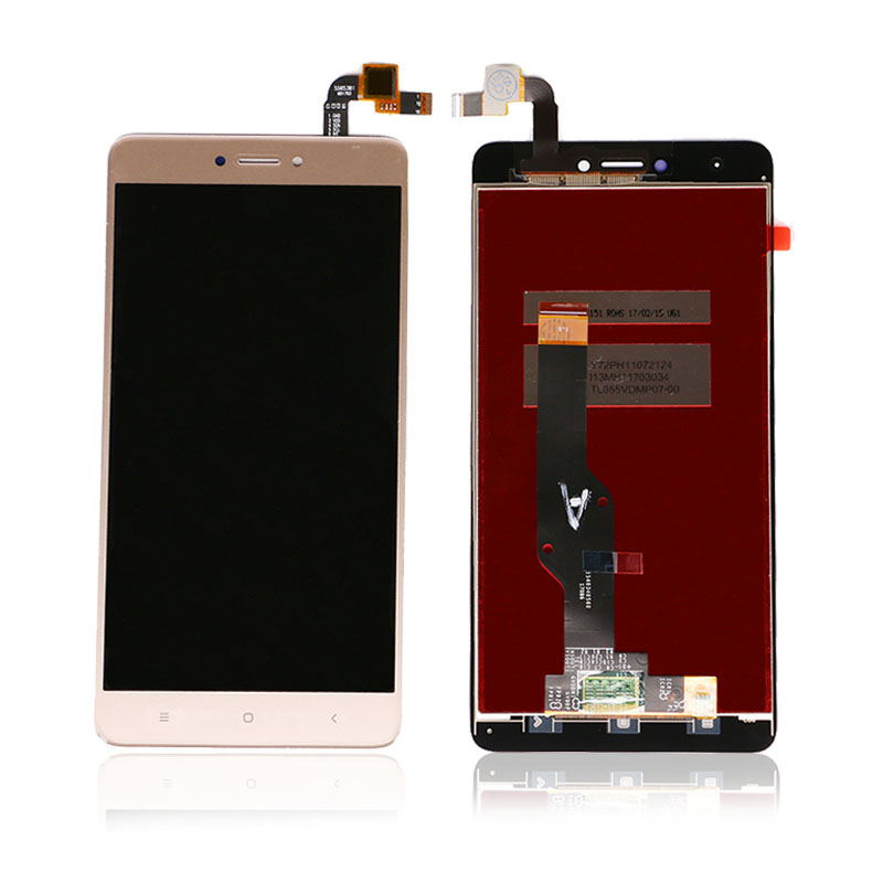 Mobile Phone Display With Touch Screen For Xiaomi For Redmi Note 4X LCD For Redmi Note 4 Global Version Display