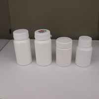 HDPE Medicine Bottle with Child Safety Cover