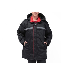 Custom Made Work Wear Safety Winter Jacket Workwear Uniforms