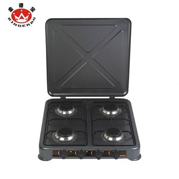 Commercial Restaurant 4 burner gas stove price