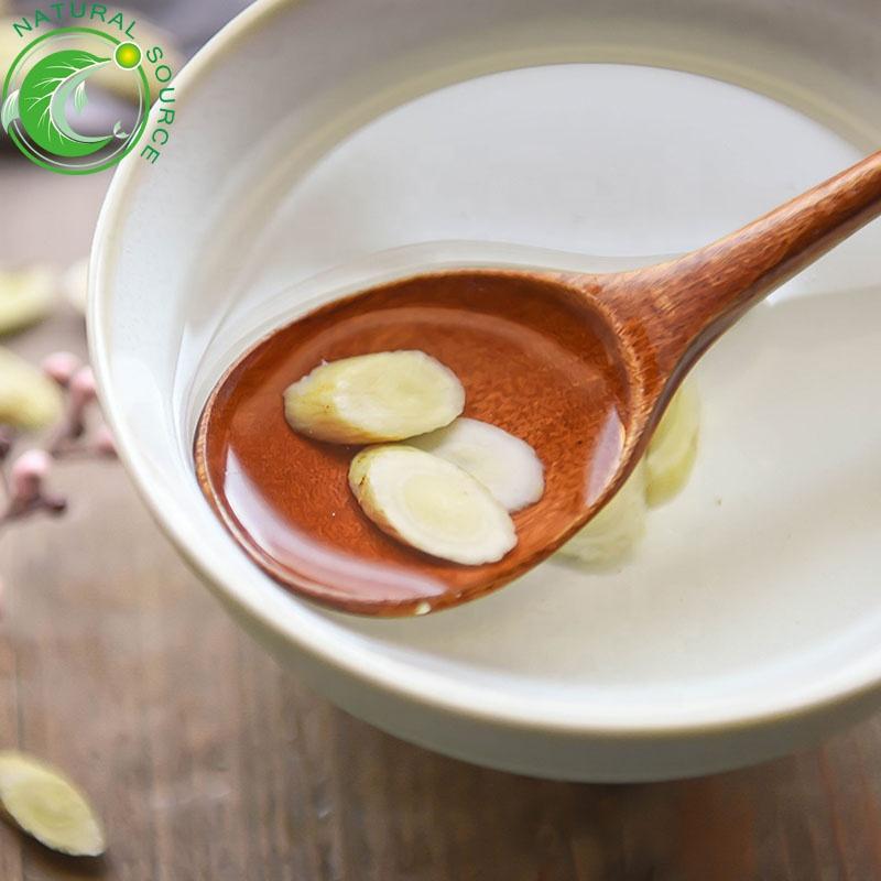 GMP Factory Supply High Quality Astragalus Membranaceus Root Healthy Herbal Teas - 4uTea   4uTea.com