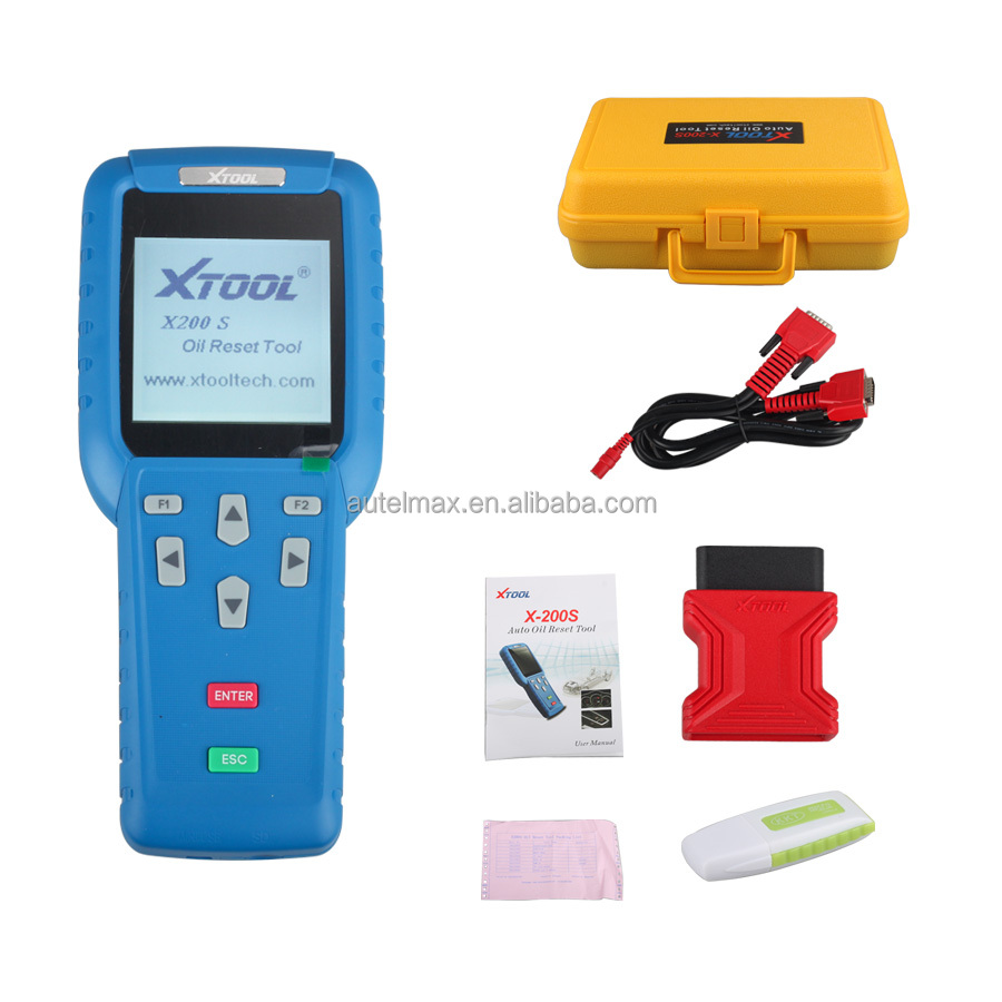 Top rated Lowest Price x200 oil reset toolOriginal XTOOL PS150 Oil Reset Tool Auto Scanner ps-150 as x200(wholesale/retail)