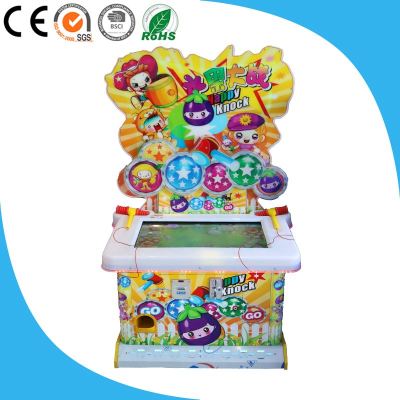 Happy Knock/Drummer Game Machine/Fruit game machine coin operated video game machine