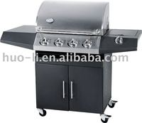 4 BURNERS GAS GRILLS