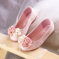 Kids shoes latest design children wear fashion girls wedding dress shoe