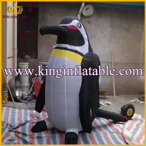 Wholesale Cheap Inflatable Penguin Animal Character Inflatable Penguin Costume
