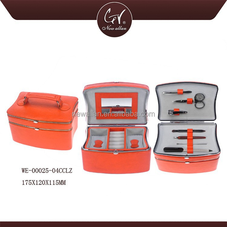 Made In Zhongshan Exquisite Men Personal Care Pedicure Set