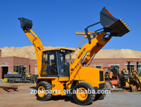 Quality Assurance backhoe loader with With Long-term Service