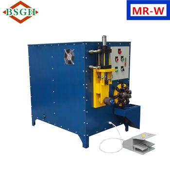 Electric motor stator coil winding machine recycling for Electric motor recycling machine