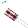 High reliability aluminum electrolytic capacitor 220uf 400v