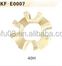 excavator coupling rubber coupling 40h coupling for ex200235