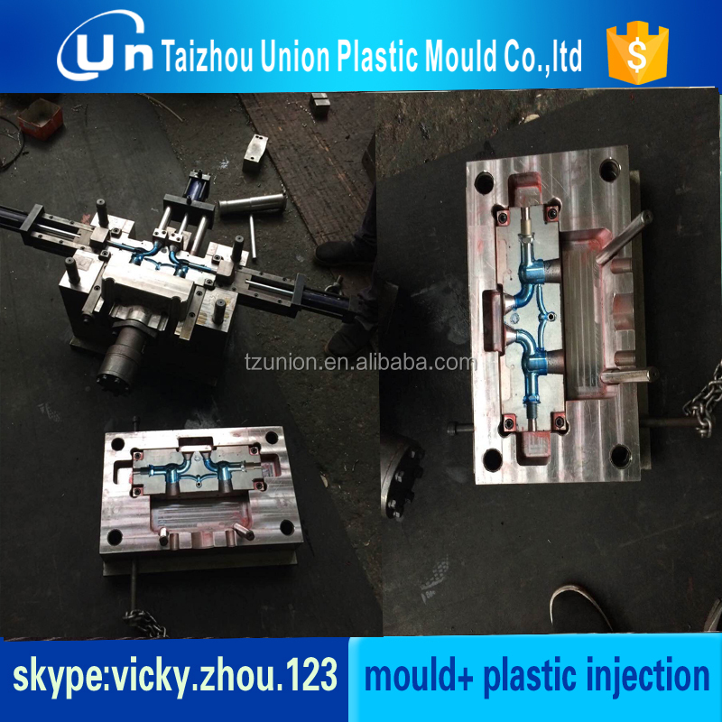 Chinese superior plastic water faucet tap mould supplier manufacturer