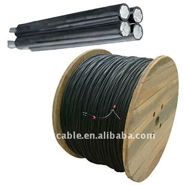 Aerial Bundled Cables with different International Standards IEC/SANS/NFC