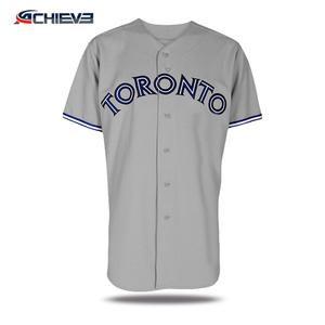 sports shoes 1b232 6516d Achieve sportswear custom high quality 100 cotton baseball jerseys