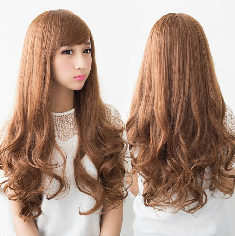 Big Curled Long Hair We value our customers so that