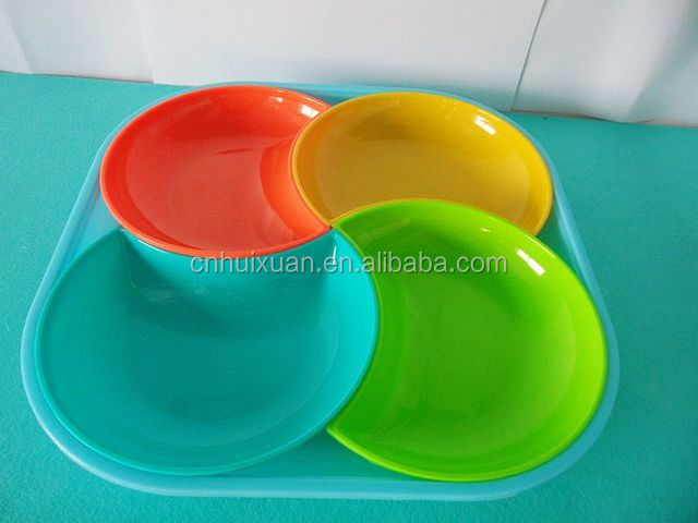 dry plastic fruit tray without cover