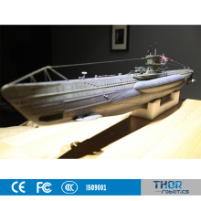1/48 GERMANY TYPE VIIC SUBMARINE RC Submarine KIT C7602K Remote Control Submarine