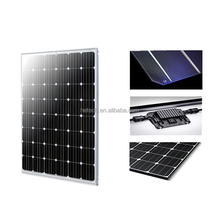 48 solar cells12v 24V 200W Mono solar panel for solar home system