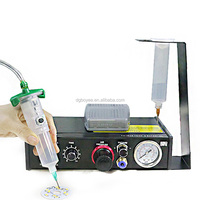 Glue Dispenser,semi-auto glue dispenser 982, Epoxy resin Dispensing Machine