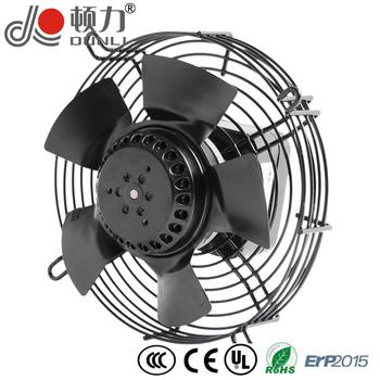 Ac Axial Fan 250mm(9 84 In) Airflow Fan External Rotor Motor Powered Axial  Fan Ywf-a4s-250s-5dia00 - Buy External Rotor Axial Fan Ac Fan Aluminum