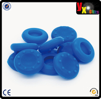 Replacement Silicone Analog Controller Joystick Thumb Stick Grips Cap Cover For PS3 / PS4 / Xbox One / Wii Game Controller