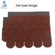 Hangzhou laminated double layer Type Asphalt Shingle IKO Quality Standard