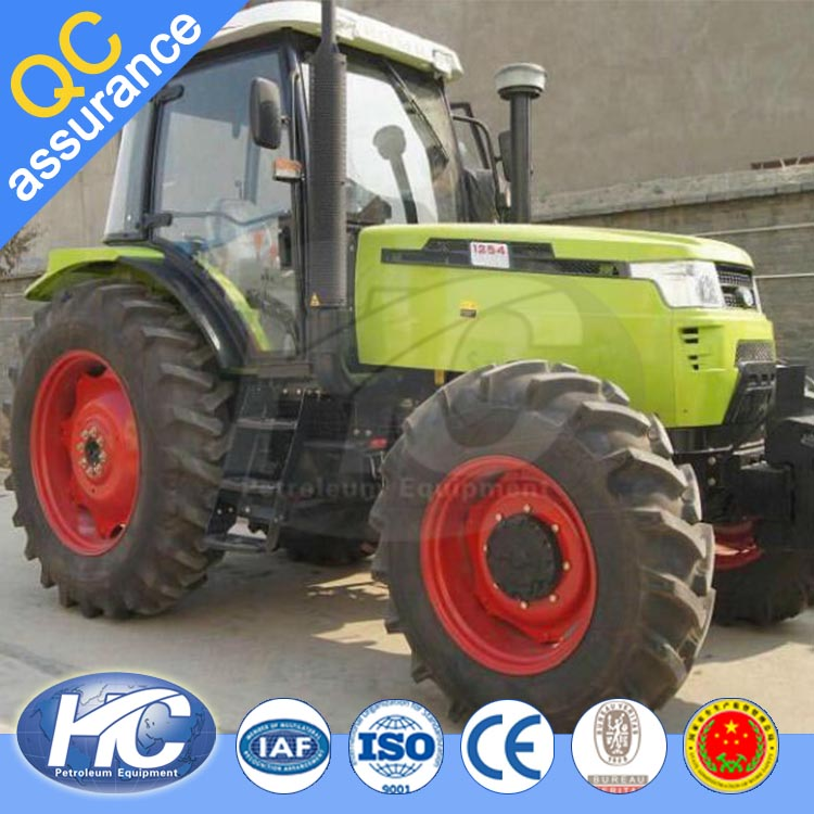 ISO approved farming tractor / 30HP-200HP agriculture tractor / tractor equipment with tractor cabs