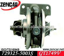turbocharger core assembly for Commercial T5 Bus 729325-5003S