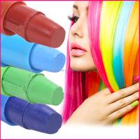 Temporary Rainbow Magic Color Pen Hair Chalk Pen Crayon