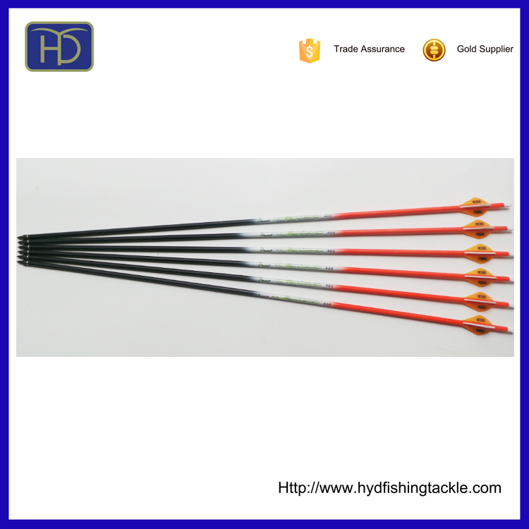 High quality hunting equipment bow and carbon arrow shaft