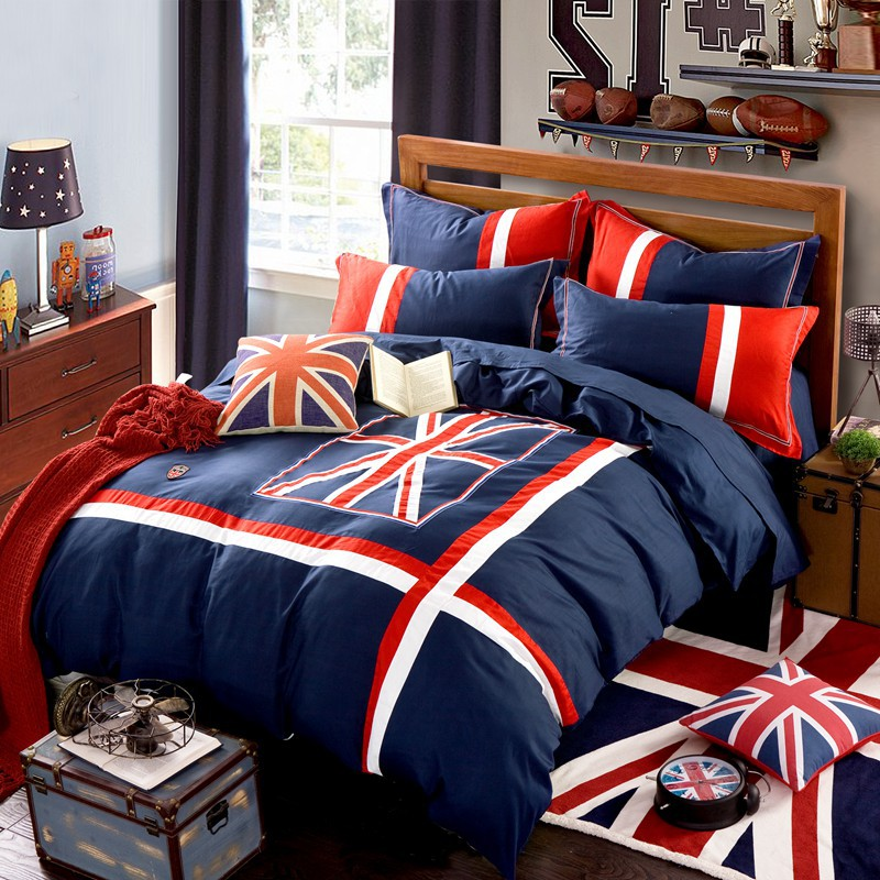 online kaufen gro handel amerikanische flagge leinen aus china amerikanische flagge leinen. Black Bedroom Furniture Sets. Home Design Ideas