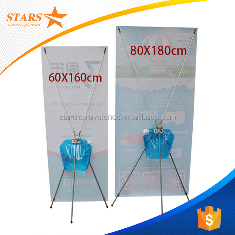Promotion for New Year X Banner 60*160/80*180 , Floor Stand Banner