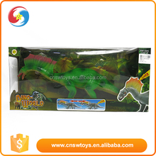 Enviroment friendly factory lovely plastic kids simulation animal toy