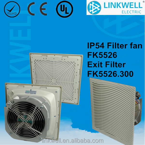 China Filter Fan For Electrical Power Distrubtion Panel Cabinet ...