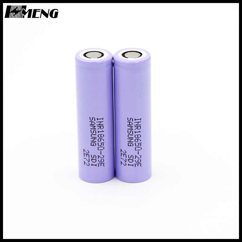 Genuine INR18650 29E for Samsung 2900mah battery cell 29e 3.65v for e-bick