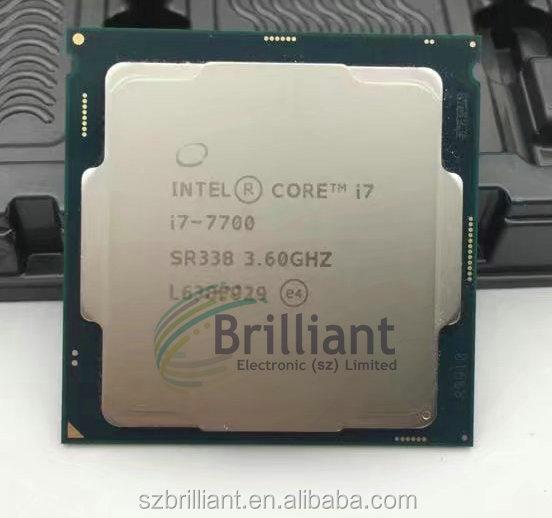 for Intel Core i7 7700 Processor 3.60GHz /8MB Cache/Quad Core /Socket LGA 1151 / Quad Core /Desktop I7-7700 CPU