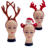 Christmas Supplies Party Headband Santa Reindeer Antlers Headband