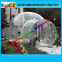 2014 Excellent Inflatable Clear Bubble Tree, Transparent Bubble Air Tent Inflatables for Sale (FUNTENT1-081)